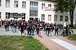 Protestaktion am 16.06.2014